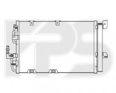 Радиатор кондиционера для OPEL (NRF) FP 52 K138