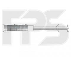 Осушувач кондиціонера для OPEL (Nissens) FP 52 Q396-X