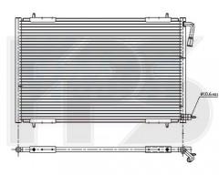Радиатор кондиционера для PEUGEOT (FPS) FP 54 K142
