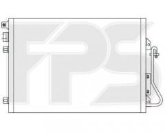 Радиатор кондиционера для RENAULT (NRF) FP 56 K163