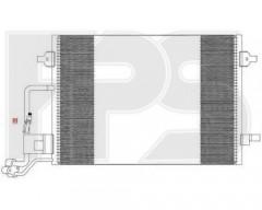 Радиатор кондиционера для AUDI / SKODA / VW (FPS) FP 64 K195