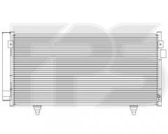 Радиатор кондиционера для SUBARU (FPS) FP 67 K71-X