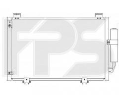 Радиатор кондиционера для TOYOTA (NRF) FP 70 K232
