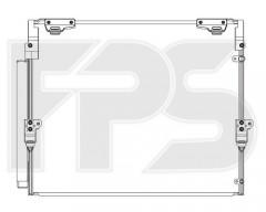 Радиатор кондиционера для TOYOTA (FPS) FP 70 K254-X