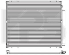 Радиатор кондиционера для TOYOTA (Koyorad) FP 70 K293-X
