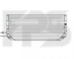 Радіатор кондиціонера для TOYOTA (FPS) FP 70 K448