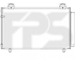 Радиатор кондиционера для TOYOTA (Koyorad) FP 70 K482-X