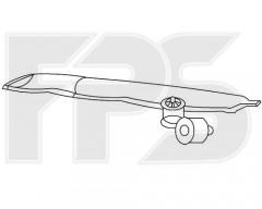 Осушитель кондиционера для LEXUS / Toyota (NRF) FP 70 Q393-X