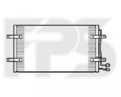 Радиатор кондиционера для VW (NRF) FP 74 K462-X