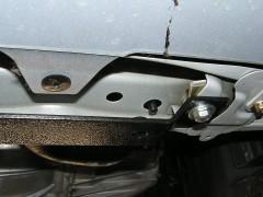 Фото 2 - Защита двигателя и КПП, радиатора для Geely MK хетчбэк '06-, V-1,5, МКПП, сборка Украина (Кольчуга)