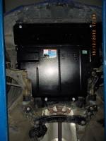 Фото 2 - Защита картера двигателя и КПП, радиатора для Mazda 3 '03-09, V-1.4; 1.6; 2.0 (Кольчуга)
