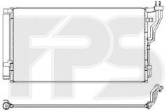 Радиатор кондиционера для Hyundai Sonata '10-15 (OEM) FP 32 K772-X