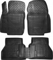 Коврики в салон для Ford B-Max '12- резиновые, черные (AVTO-Gumm)