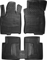 Коврики в салон для Lancia Ypsilon 11- резиновые (AVTO-Gumm)