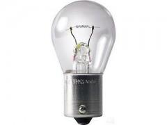 Автомобильная лампочка Philips Vision P21W 12V 21W (комплект: 2 шт.)