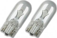 Автомобильная лампочка Philips Vision W5W 12V 5W (комплект: 2 шт.)