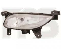 Противотуманная фара для Hyundai Sonata '10-15 левая (DEPO) 221-2029L-UQ