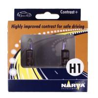 Автомобильная лампочка Narva 98651 CO+ KIT H1 12V 55W P14.5