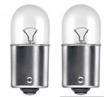 Автомобильная лампочка Osram 5007-02B R5W 12V BA15s (комплект: 2 шт)