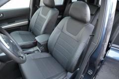 Авточехлы Dynamic для салона Nissan X-Trail '08-15 (MW Brothers)
