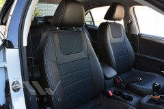 Авточехлы Dynamic для салона Volkswagen Jetta VI '10- Trendline (MW Brothers)