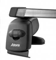 Багажник на крышу для Audi A8 2003-2010 стальной, Atera