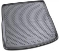 Коврик в багажник для Audi A4 '00-08 универсал, полиуретановый (Novline / Element)