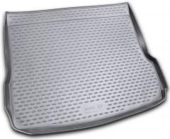 Novline Коврик в багажник для Audi Q5 '08-17, полиуретановый (Novline) серый