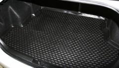 Коврик в багажник для Faw Besturn B50 '12-, полиуретановый (Novline / Element)