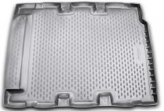 Коврик в багажник для Land Rover Defender 110 5D '07-, полиуретановый (Novline / Element)