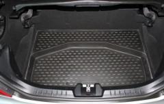 Коврик в багажник для Mercedes-Benz SLK-Class R171 '04-, полиуретановый (Novline / Element)