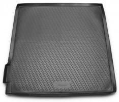 Коврик в багажник для Nissan Pathfinder '05-14, полиуретановый (Novline / Element) серый exp.nlc.36.10.b13g