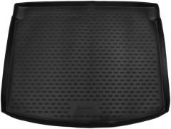 Коврик в багажник для Seat Altea '04-15 нижний, полиуретановый (Novline / Element)