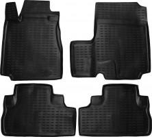 Коврики в салон для Honda CR-V '06-12 полиуретановые (Novline / Element)