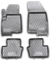 Коврики в салон для Jeep Compass '11- полиуретановые (Novline / Element) exp.nlc.24.07.210