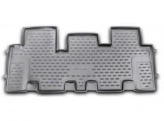 Коврики в салон для Land Rover Defender 90 '07- полиуретановые (Novline / Element) 3 ряд