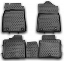 Коврики в салон для Lexus ES '12- полиуретановые (Novline / Element)