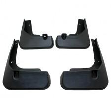 Брызговики для Toyota Camry V50 '11-14 полный комплект (AVTM)