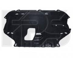 Защита двигателя пластиковая для Ford Focus II '04-08 (FPS)