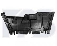 Защита двигателя пластиковая для Skoda Octavia '97-00 бензин (FPS)