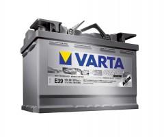 Автомобильный аккумулятор Varta Start-Stop Plus с технологией AGM (570901076) 70Ач