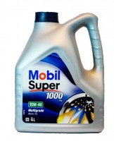 Mobil Super 1000 15W-40 (4л)