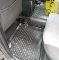 Фото 7 - Коврики в салон для Kia Ceed '06-12 полиуретановые (Novline / Element)