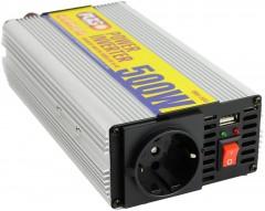 Инвертор / преобразователь напряжения Pulso IMU-500, 500Вт
