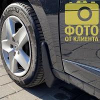 Бризковики передні для Renault Fluence '09-/Megane 3 '08-16 (Novline/Element)