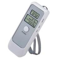 Алкотестер электронный цифровой с LCD часами
