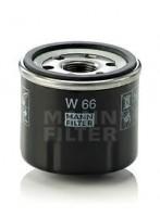 Масляный фильтр MANN-FILTER W 66