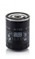 Масляный фильтр MANN-FILTER W 713/9