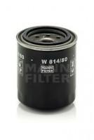 Масляный фильтр MANN-FILTER W 814/80