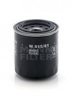 Масляный фильтр MANN-FILTER W 815/81